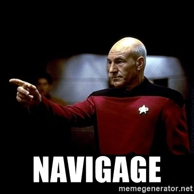 navigage